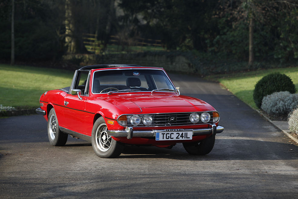 download Rare Classic TRIUMPH STAG able workshop manual