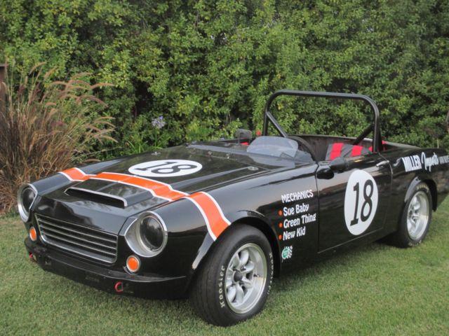 download Rare datsun roadster competition preparation workshop manual