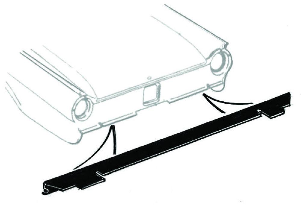 download Rear Bumper Stone Deflector Seal Ford workshop manual