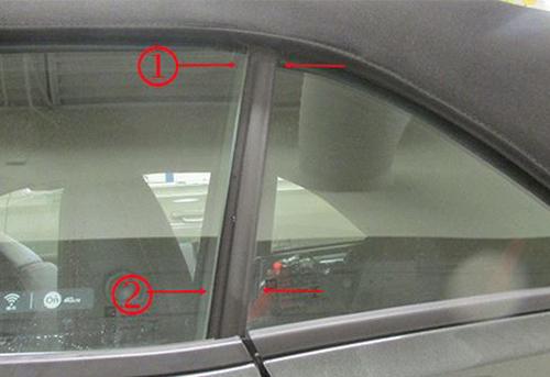 download Rear Window Seal workshop manual