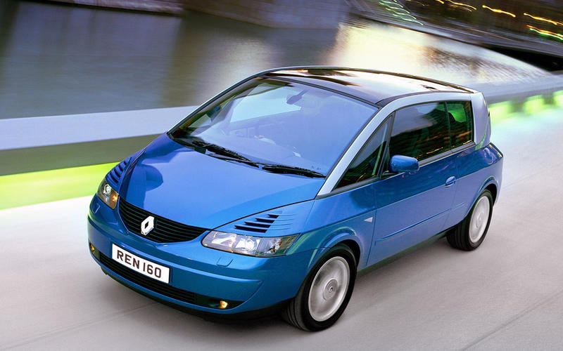 download Renault Avantime workshop manual
