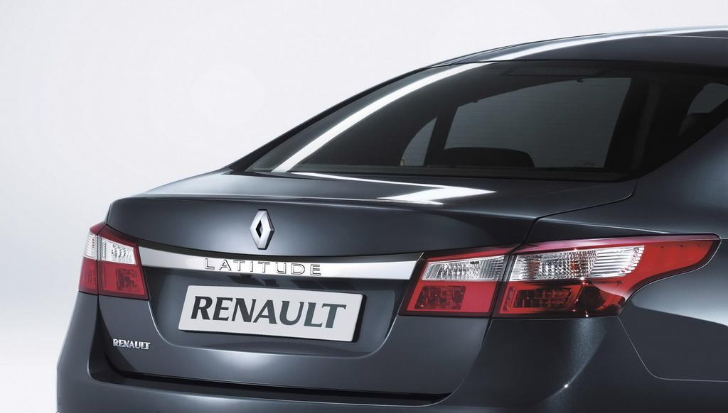 download Renault Latitude workshop manual