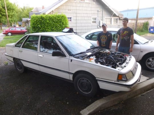 download Renault R21 workshop manual