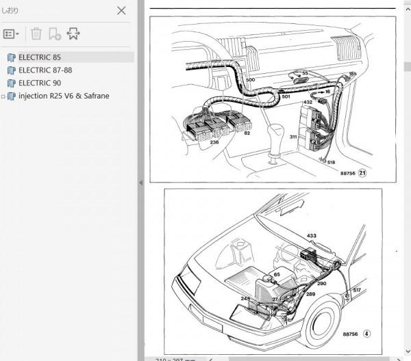 download Renault R25 workshop manual