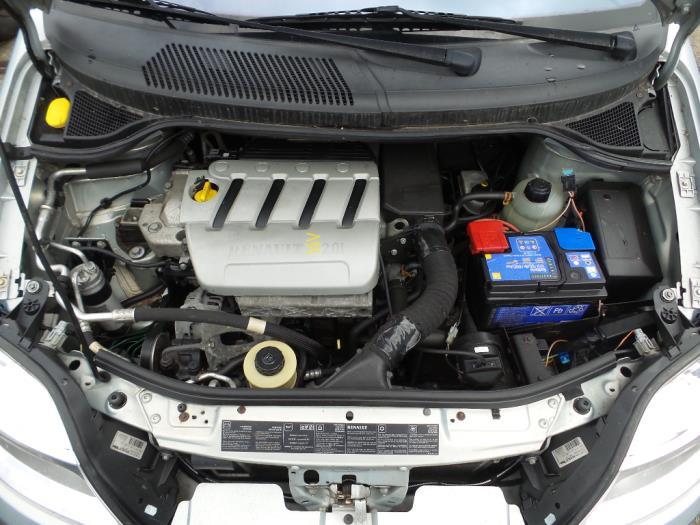download Renault Scenic workshop manual