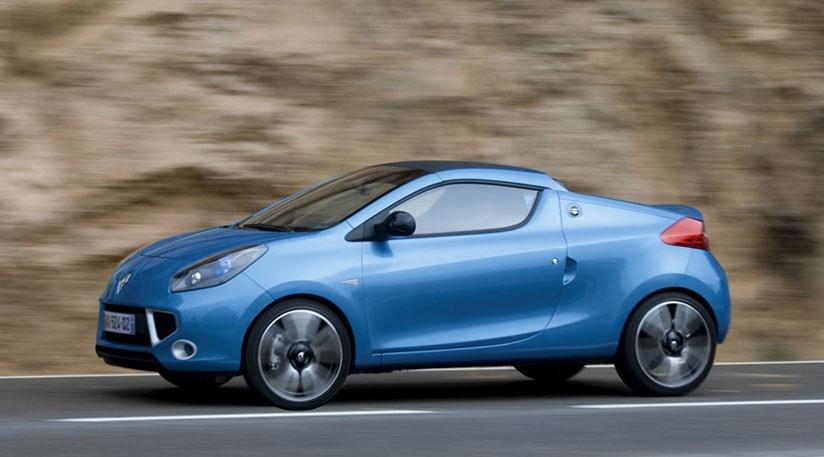 download Renault Wind workshop manual