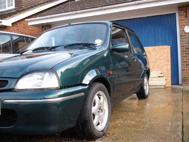 download Rover 100 workshop manual