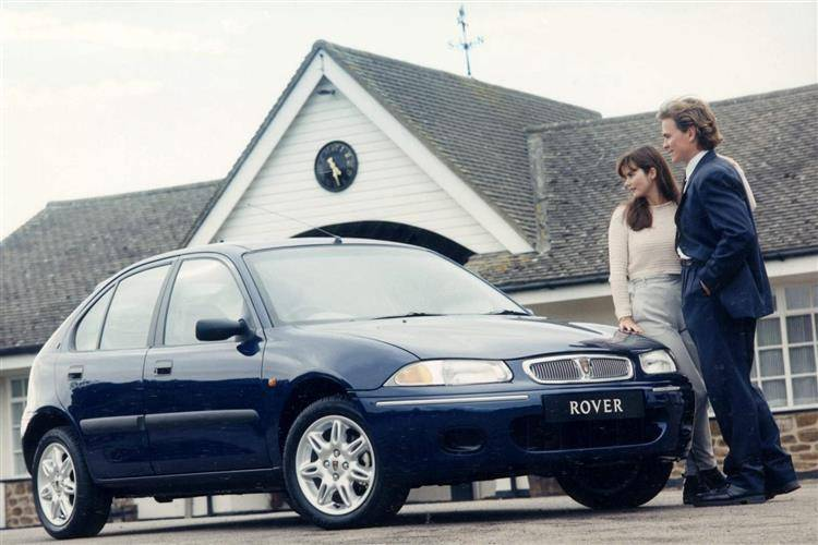 download Rover 200 workshop manual