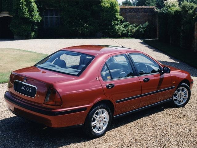 download Rover 400 workshop manual