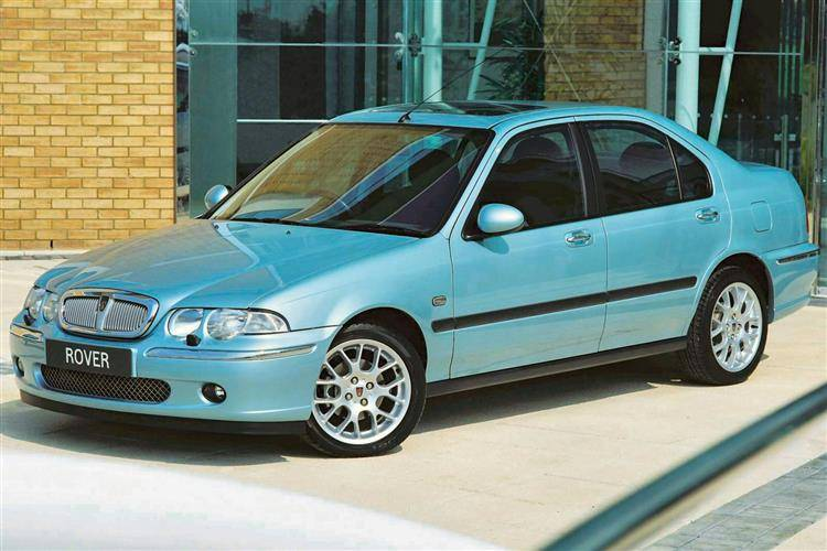 download Rover 45 able workshop manual
