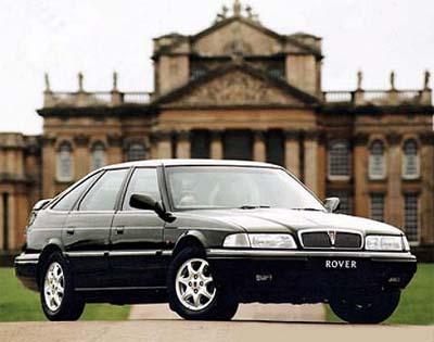 download Rover 800 workshop manual