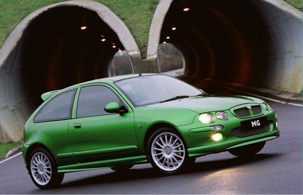 download Rover MG ZR workshop manual