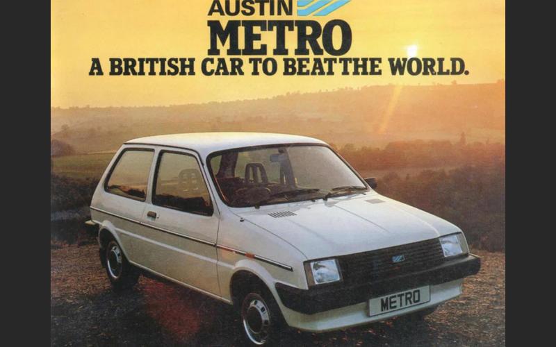 download Rover Metro workshop manual
