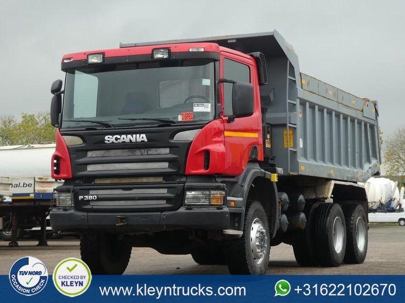 download SCANIA 3 Trucks workshop manual