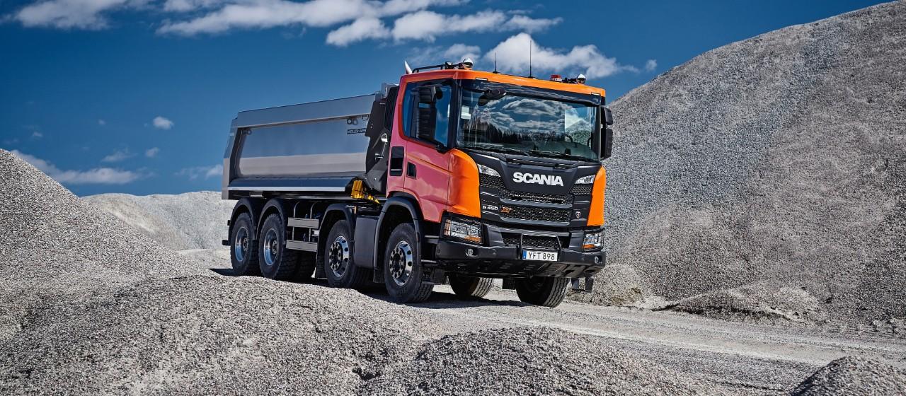 download SCANIA G Trucks workshop manual