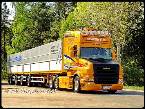 download SCANIA T Trucks workshop manual