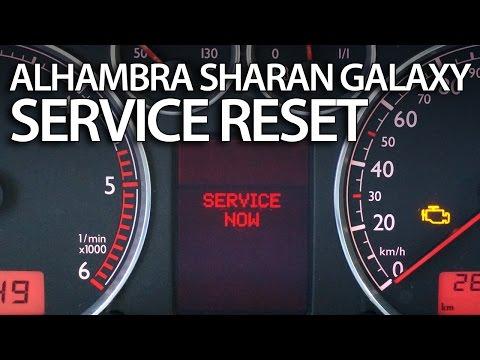download SEAT ALHAMBRA MK1 workshop manual