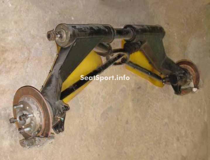download SEAT IBIZA MK2 workshop manual