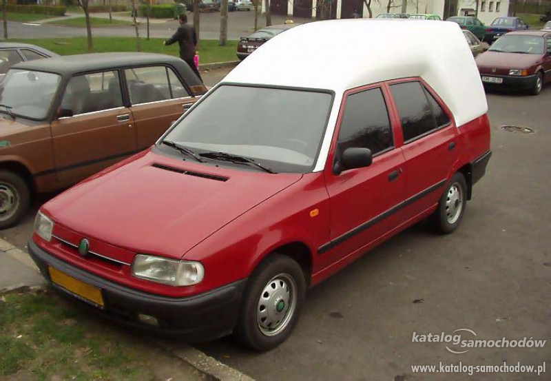 download SKODA FELICIA workshop manual