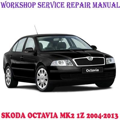 download SKODA OCTAVIA MK2 workshop manual