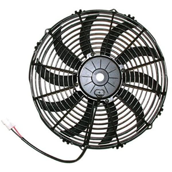 download SPAL 10 High 12 Volt Fan With Curved Blades workshop manual