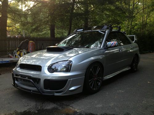 download SUBARU WRX WRX STI workshop manual