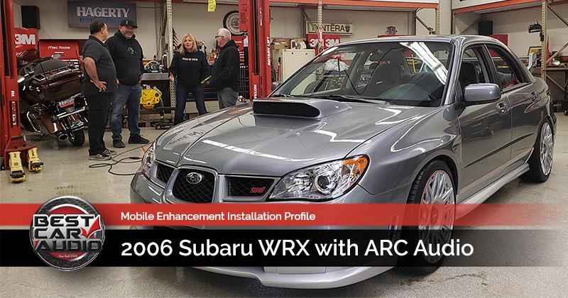download SUBARU WRX able workshop manual