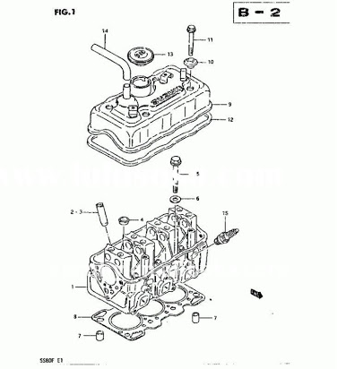 download SUZUKI MARUTI 800 ALTO MB308 workshop manual