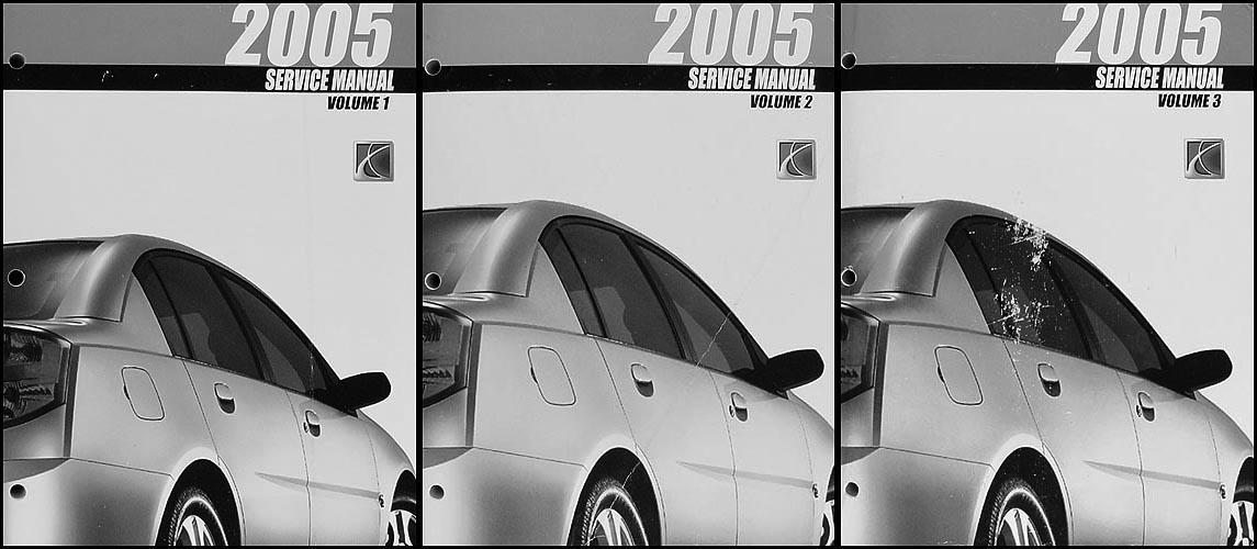 download Saturn ION 1 workshop manual
