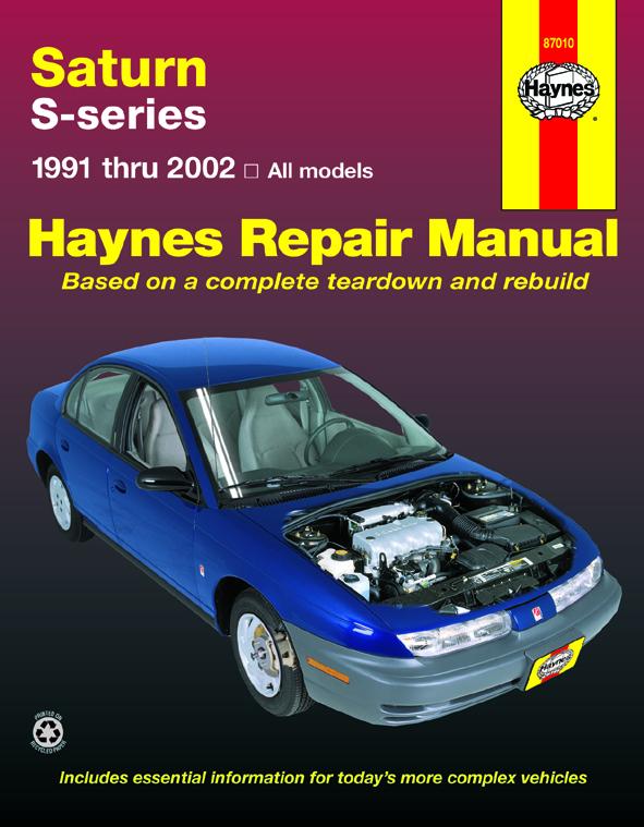 download Saturn SC workshop manual