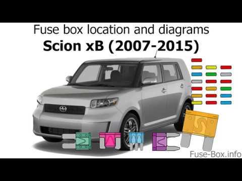 download Scion XD workshop manual