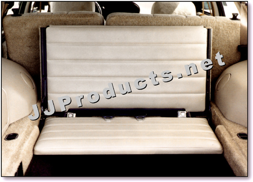download Seat Spring Ford Station Wagon Jump Seat Backrest workshop manual