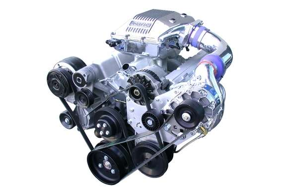 download Small Block Ford Paxton Supercharger Kit workshop manual