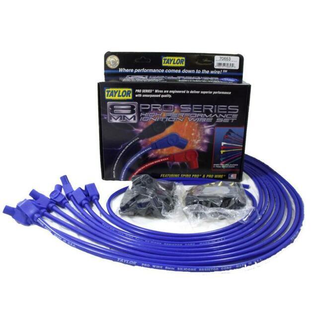 download Spark Plug Wires Spiro Pro Taylor LT1 or LT4 workshop manual