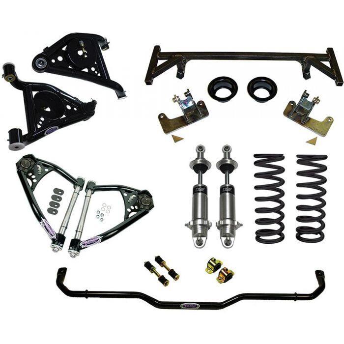 download Speed 2 Detroit Speed Front Supension Kit workshop manual