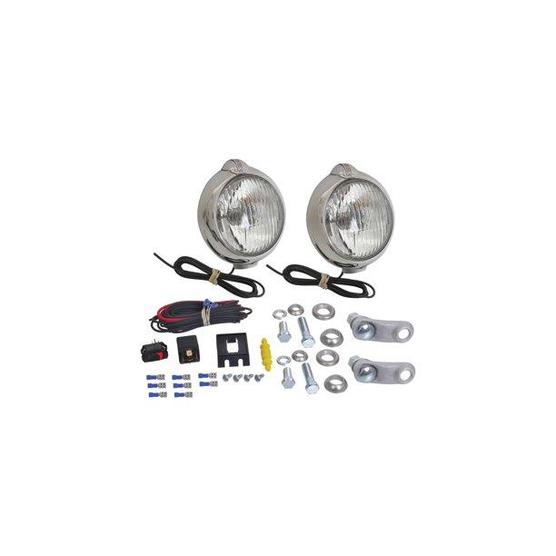 download Spot Light 5 12 Volt Bulb Ford Script workshop manual