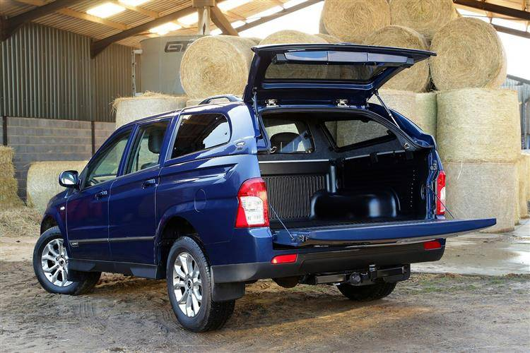download SsangYong Actyon Sports II workshop manual
