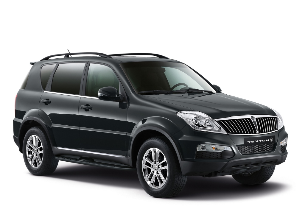 download SsangYong Rexton II Y250 workshop manual