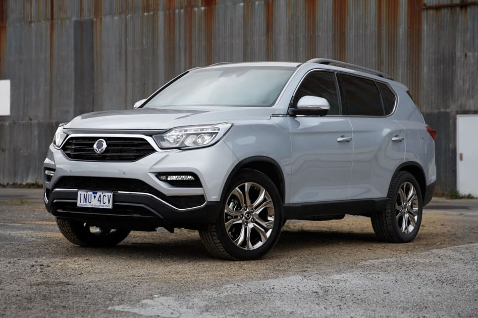 download SsangYong Rexton W Y300 workshop manual