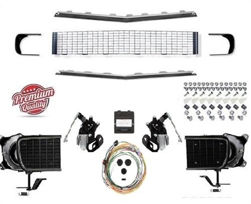 download Stencil Kit Rally Sport RS workshop manual
