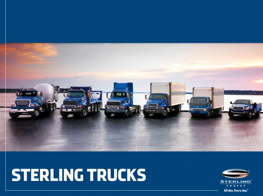 download Sterling Bullet Truck workshop manual