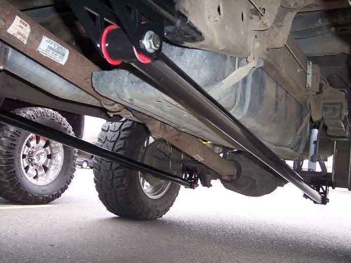 download Street Trac Traction Bars workshop manual