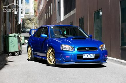 download Subaru Impreza WRX STI workshop manual