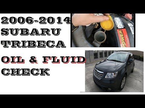 download Subaru Tribeca workshop manual