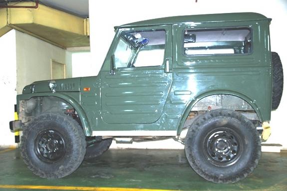 download Suzuki LJ80 LJ80V workshop manual