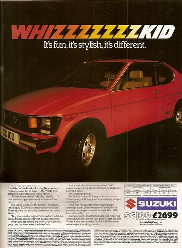 download Suzuki SC100 SC 100 workshop manual