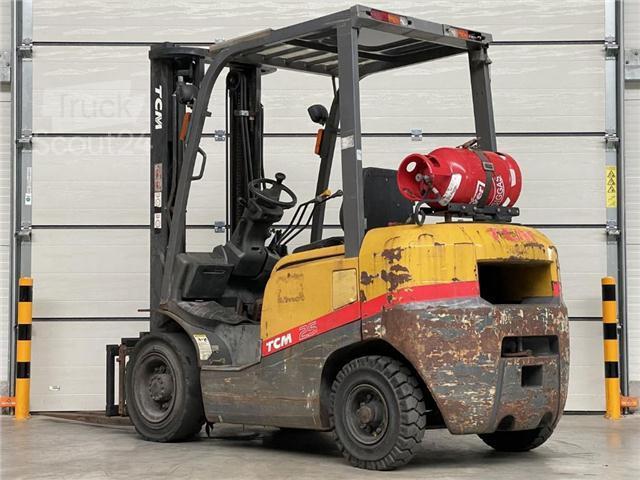 download TCM Forklift Truck FG25T3 able workshop manual