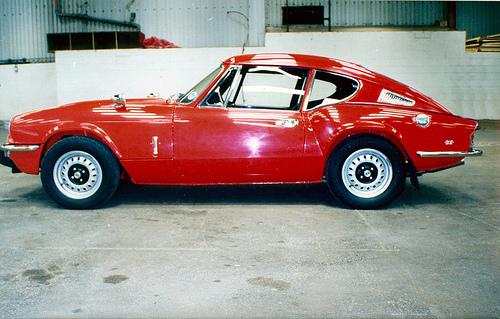 download Triumph GT6 workshop manual
