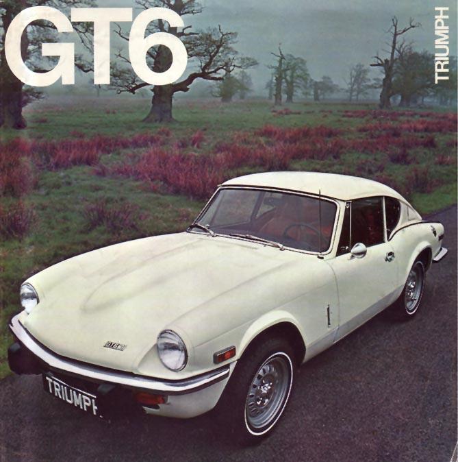 download TRIUMPH GT6 GT 6 VITESSE workshop manual