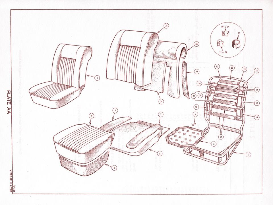 download Triumph GT6 Vitesse 2 litre workshop manual